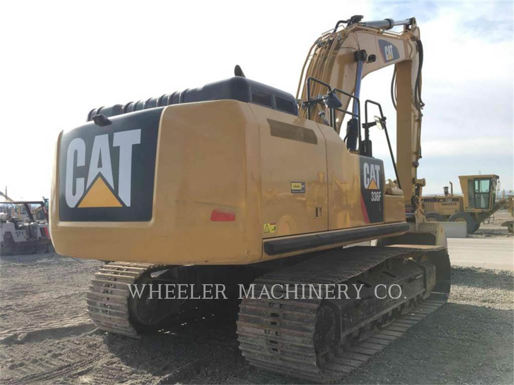 Caterpillar 336F L CF, Crawler Excavators, Construction