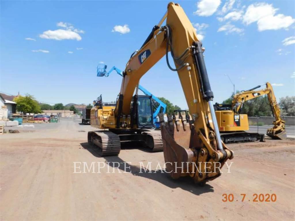 Caterpillar 336F P, Crawler Excavators, Construction
