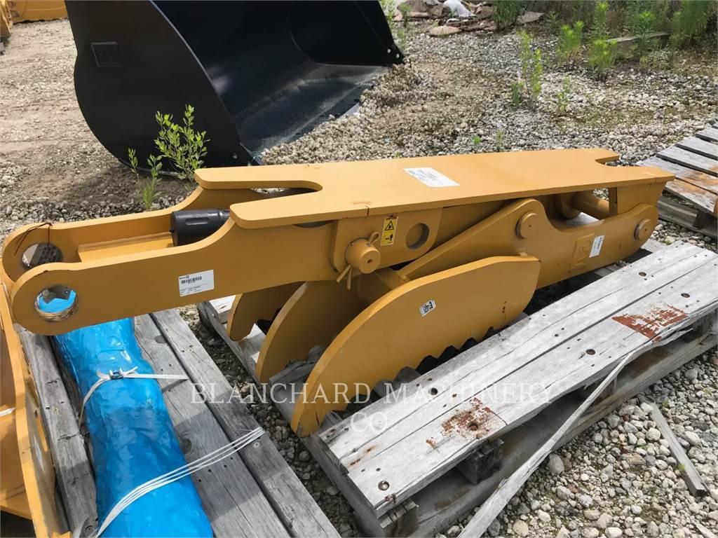 Caterpillar 336F THUMB, Conectoare rapide, Constructii