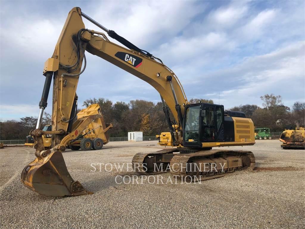 Caterpillar 336F XE RW, Excavadoras de cadenas, Construcción