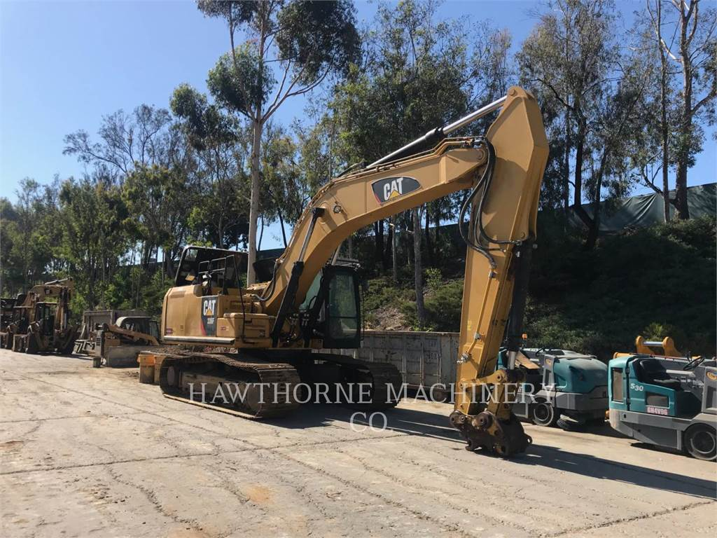 Caterpillar 336FL, Escavatori cingolati, Attrezzature Da Costruzione