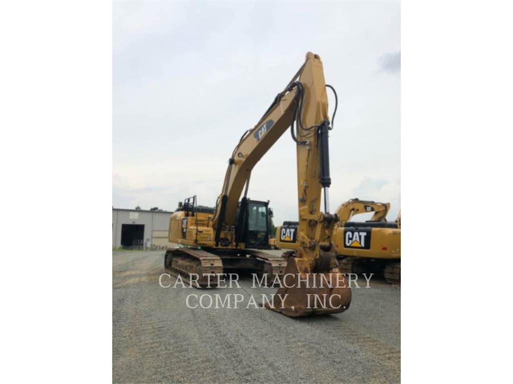 Caterpillar 336FL 12CF, Crawler Excavators, Construction
