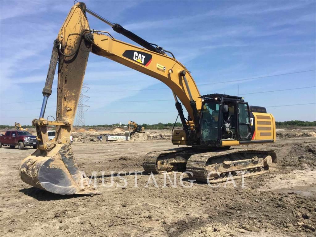 Caterpillar 336FL, Raupenbagger, Bau-Und Bergbauausrüstung