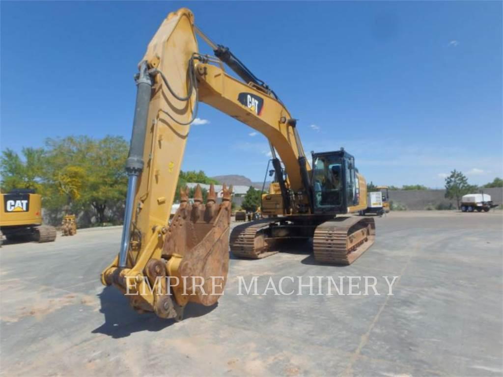 Caterpillar 336FL, Escavadoras de rastos, Equipamentos Construção