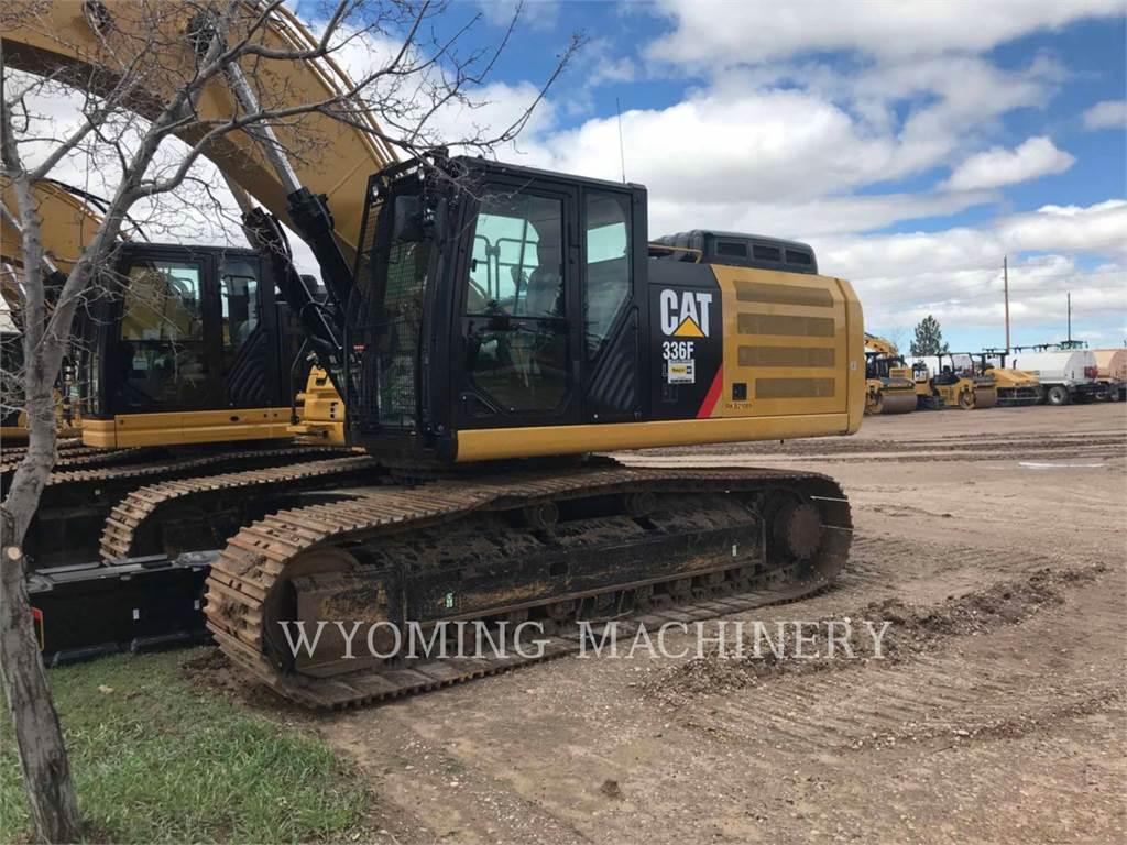 Caterpillar 336FL HAMR, Raupenbagger, Bau-Und Bergbauausrüstung