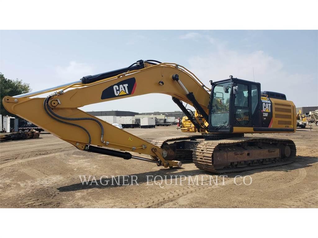 Caterpillar 336FL HMR, Escavatori cingolati, Attrezzature Da Costruzione
