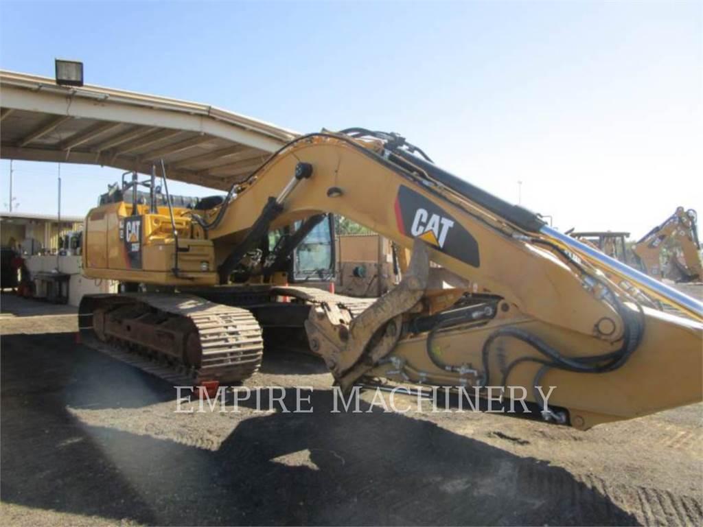 Caterpillar 336FL P, Excavadoras de cadenas, Construcción