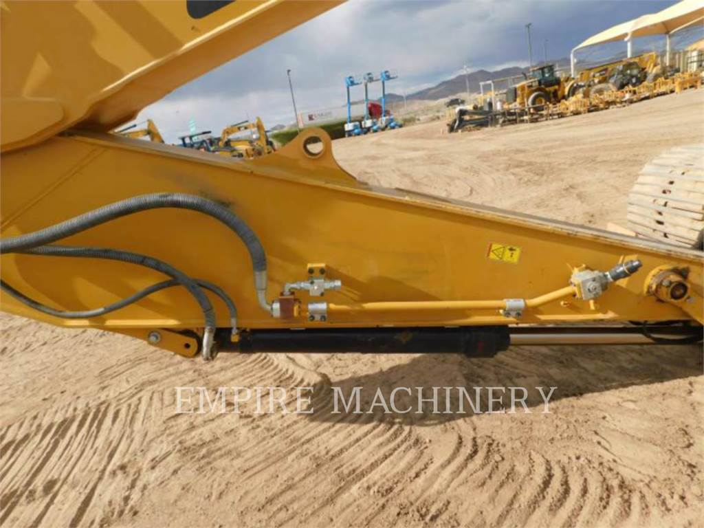 Caterpillar 336FL P, Escavadoras de rastos, Equipamentos Construção