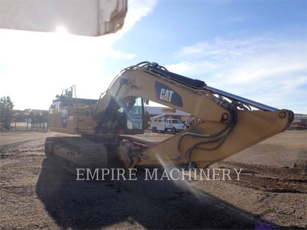 Caterpillar 336FL P, Crawler Excavators, Construction