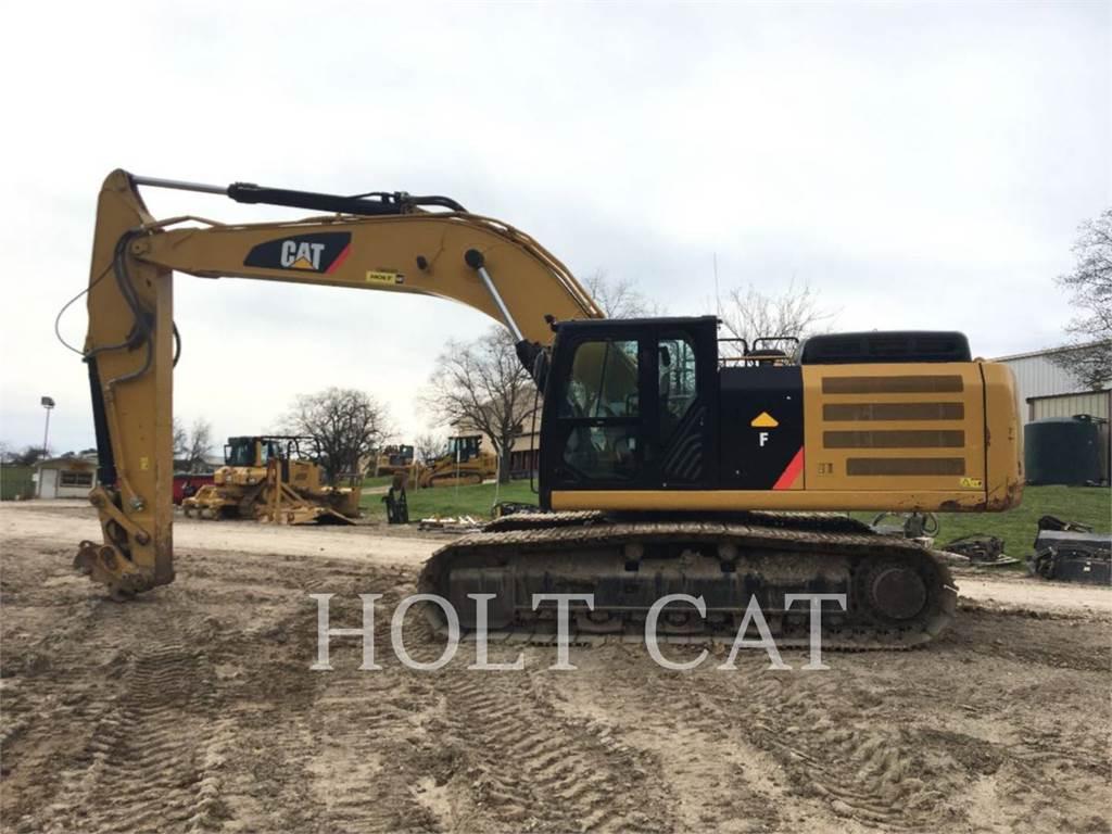 Caterpillar 336FL TC, Crawler Excavators, Construction