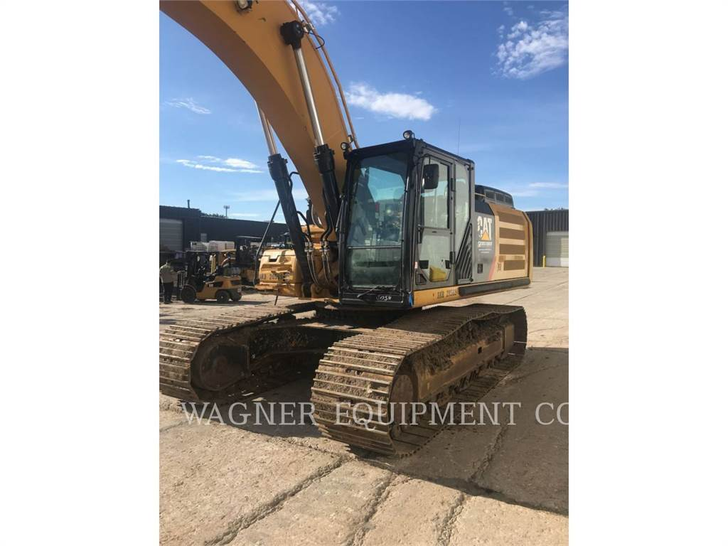 Caterpillar 336FL TC, Crawler Excavators, Construction