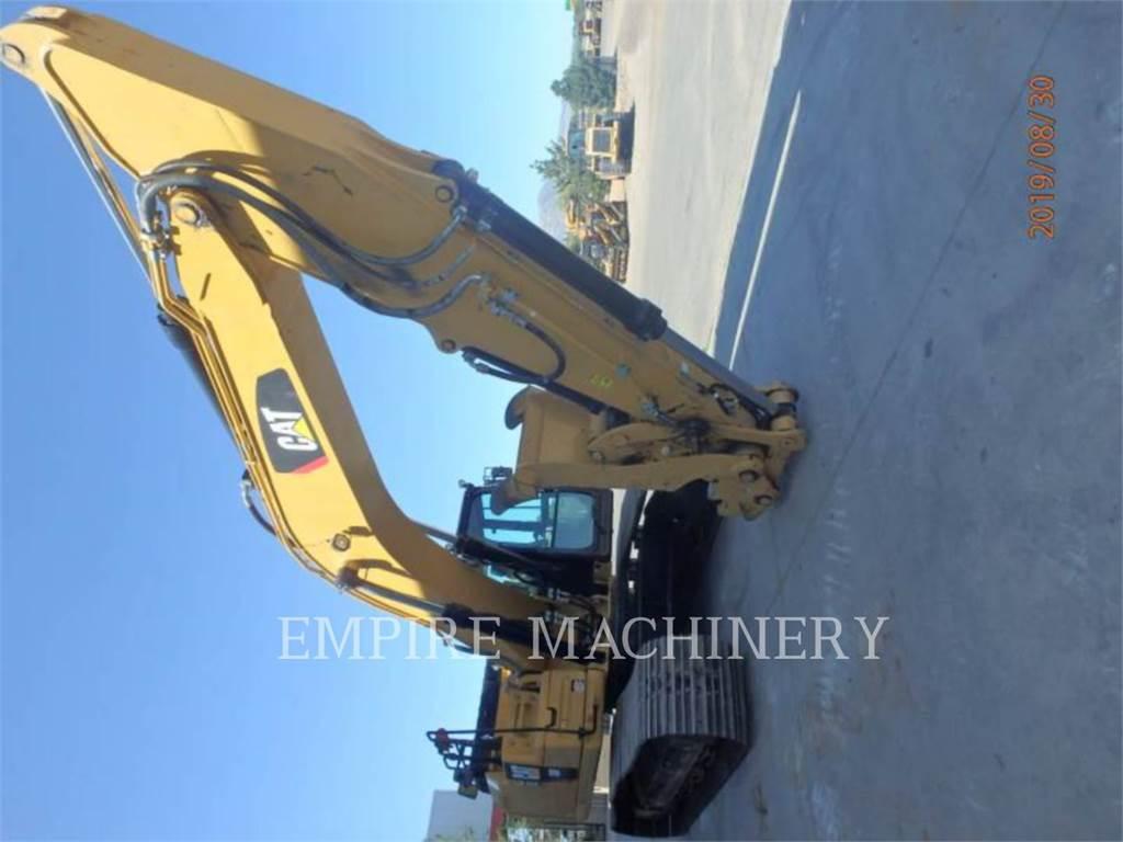 Caterpillar 336FL TH P, Excavatoare pe senile, Constructii