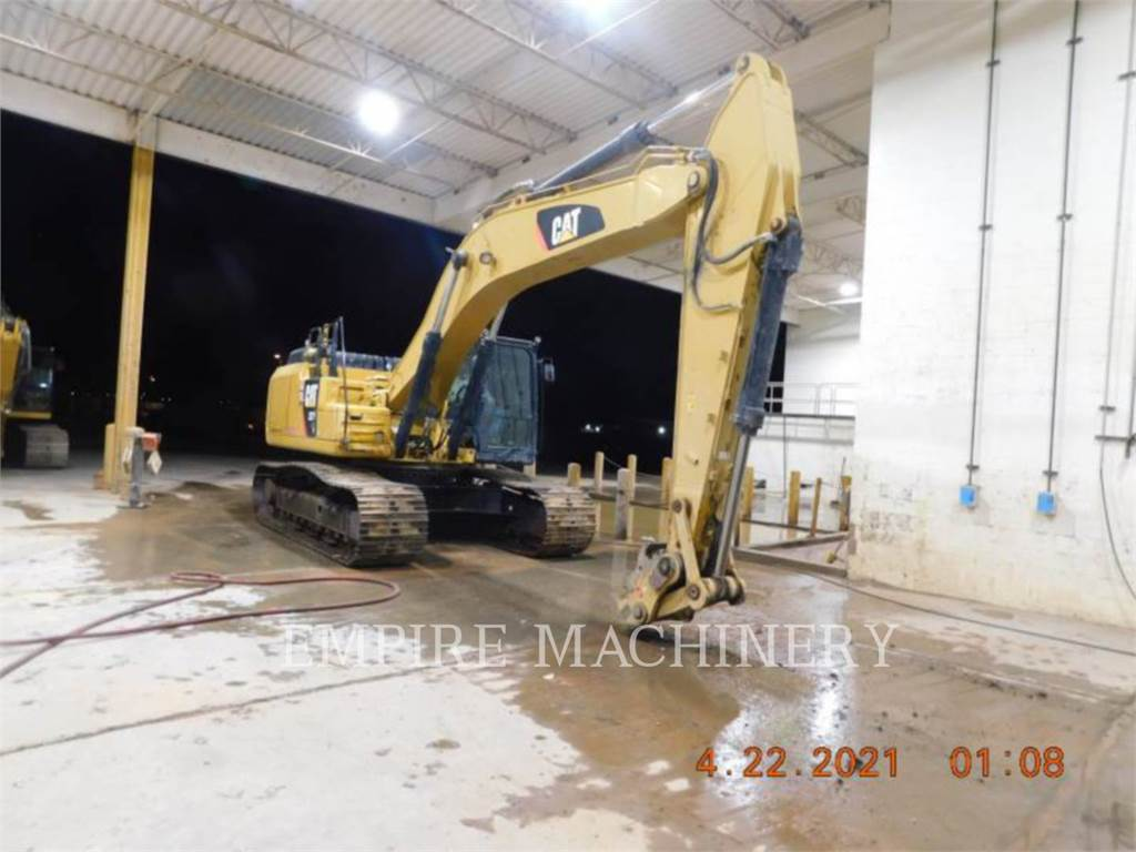 Caterpillar 336FL XE, Crawler Excavators, Construction