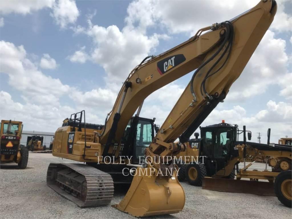 Caterpillar 336FL12, Crawler Excavators, Construction