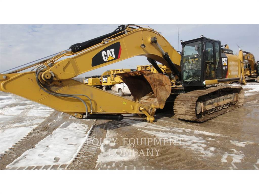 Caterpillar 336FL12, Crawler Excavators, Construction