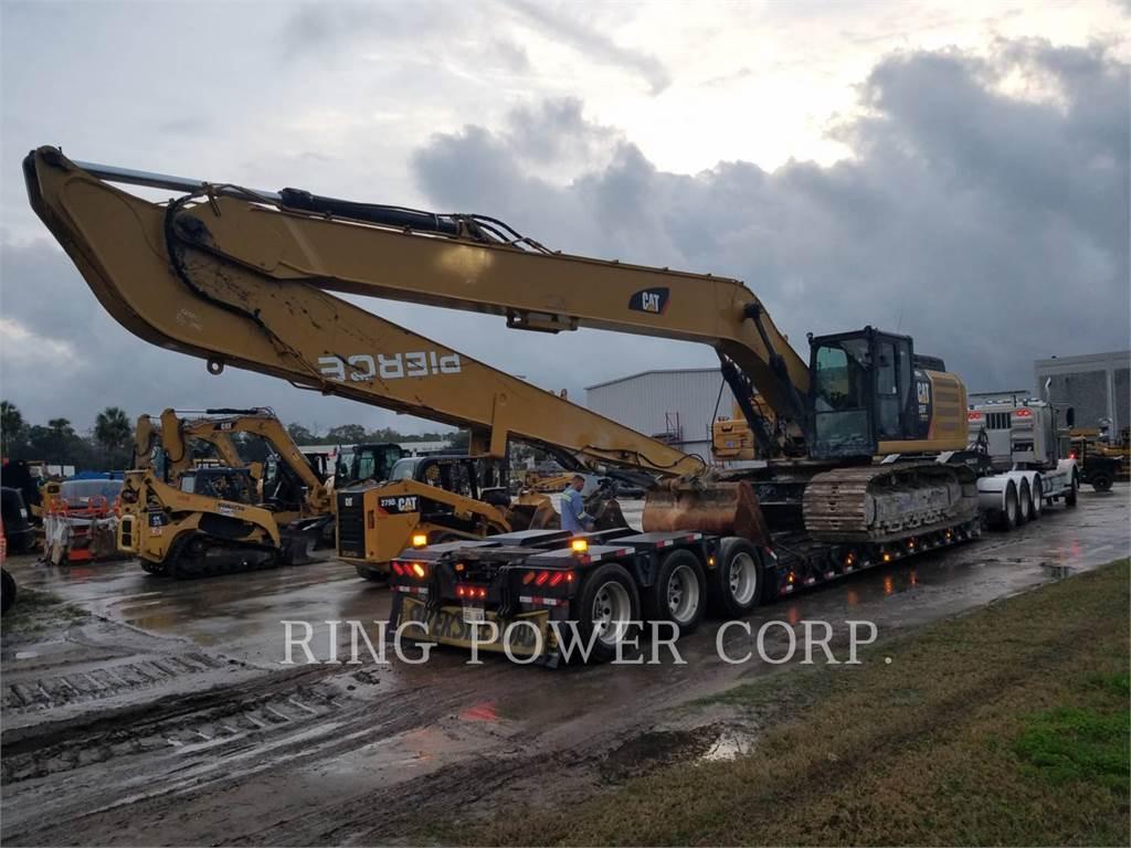 Caterpillar 336FLLONG, Raupenbagger, Bau-Und Bergbauausrüstung