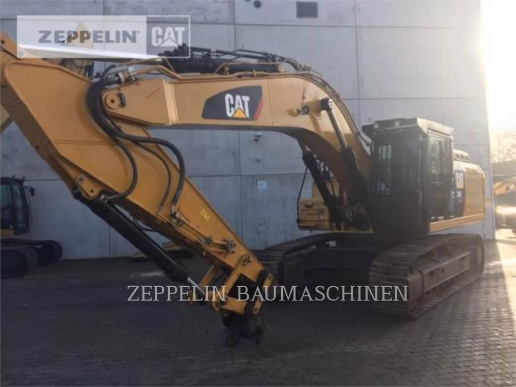 Caterpillar 336FLN, Crawler Excavators, Construction