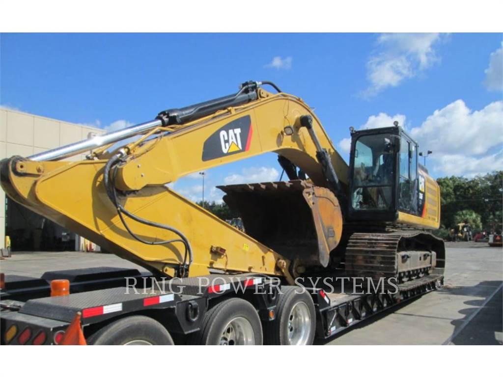 Caterpillar 336FLXE, Pelle sur chenilles, Équipement De Construction