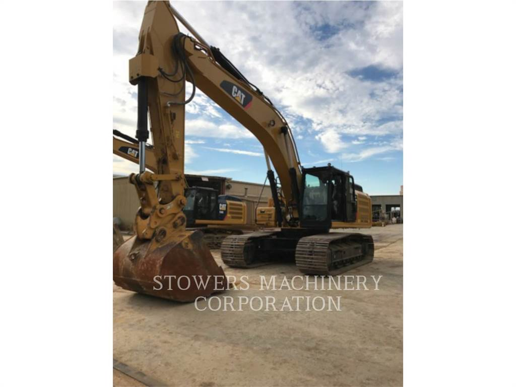 Caterpillar 336FLXE, Escavatori cingolati, Attrezzature Da Costruzione
