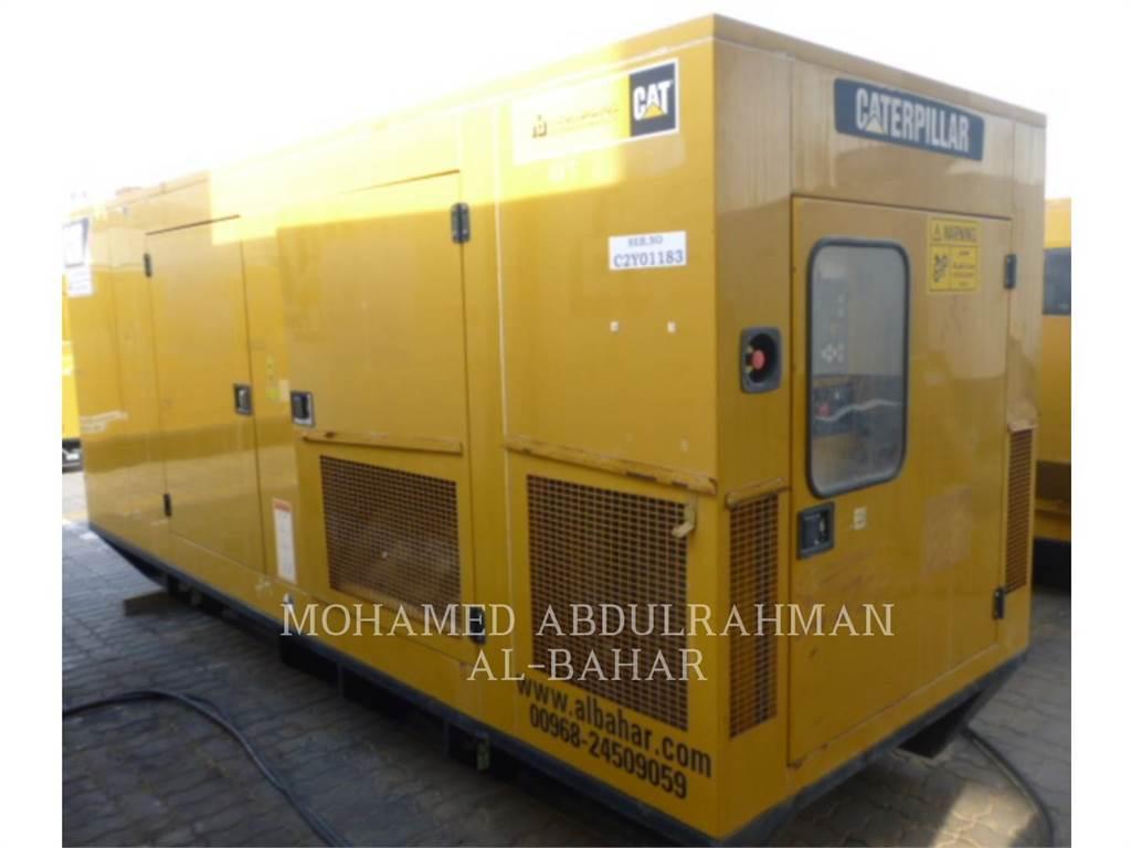 Caterpillar 3406, transportable stromaggregate, Bau-Und Bergbauausrüstung
