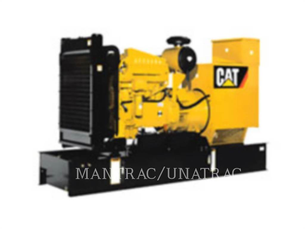 Caterpillar 3406, Stationary Generator Sets, Construction