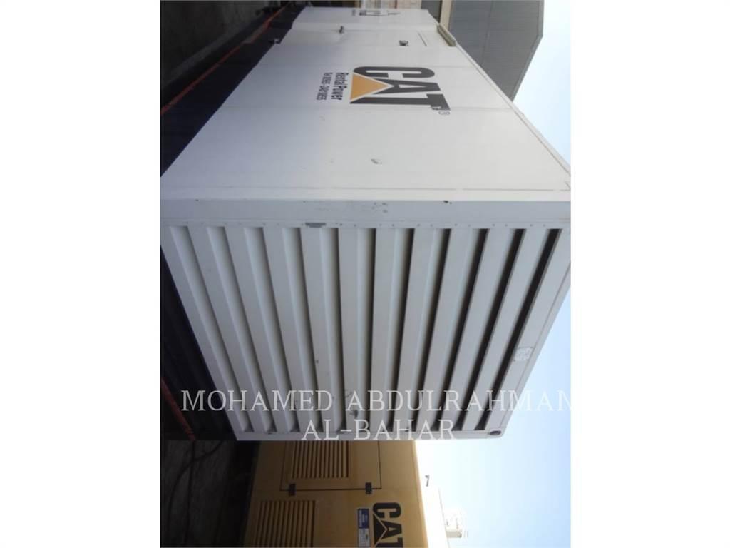 Caterpillar 3406, groupes électrogènes mobiles, Équipement De Construction