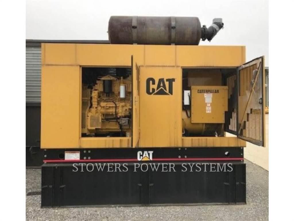 Caterpillar 3406, Groupes électrogènes Stationnaires, Équipement De Construction