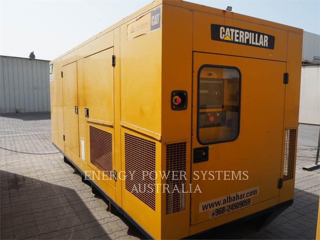 Caterpillar 3406, ruchome zestawy generatorów, Sprzęt budowlany