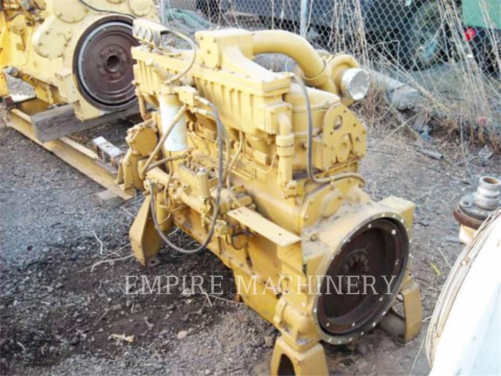 Caterpillar 3406, Промышленные двигатели, Строительное