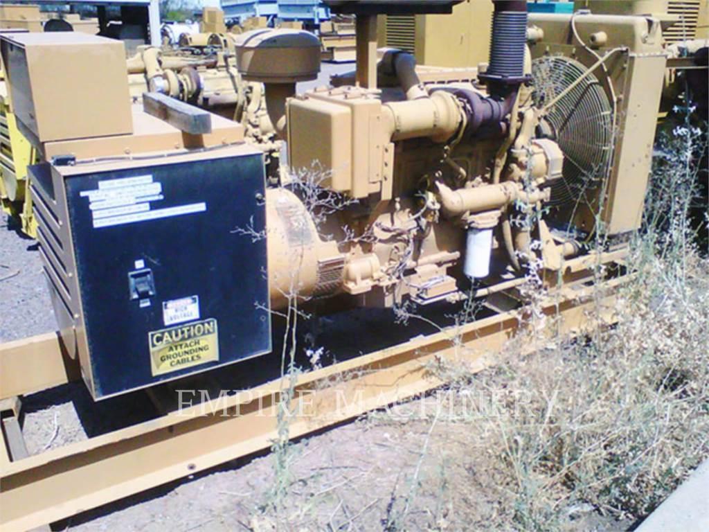 Caterpillar 3406, Stacjonarne Zestawy Generatorów, Sprzęt budowlany