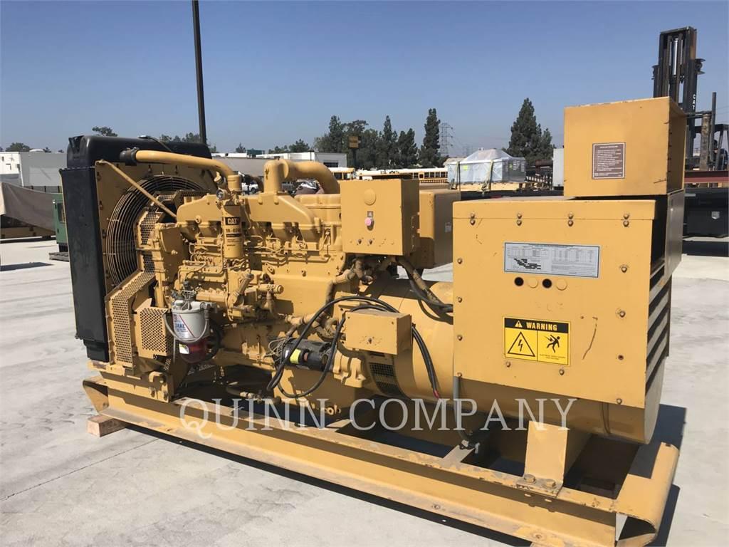 Caterpillar 3406, Seturi de Generatoare Diesel, Constructii