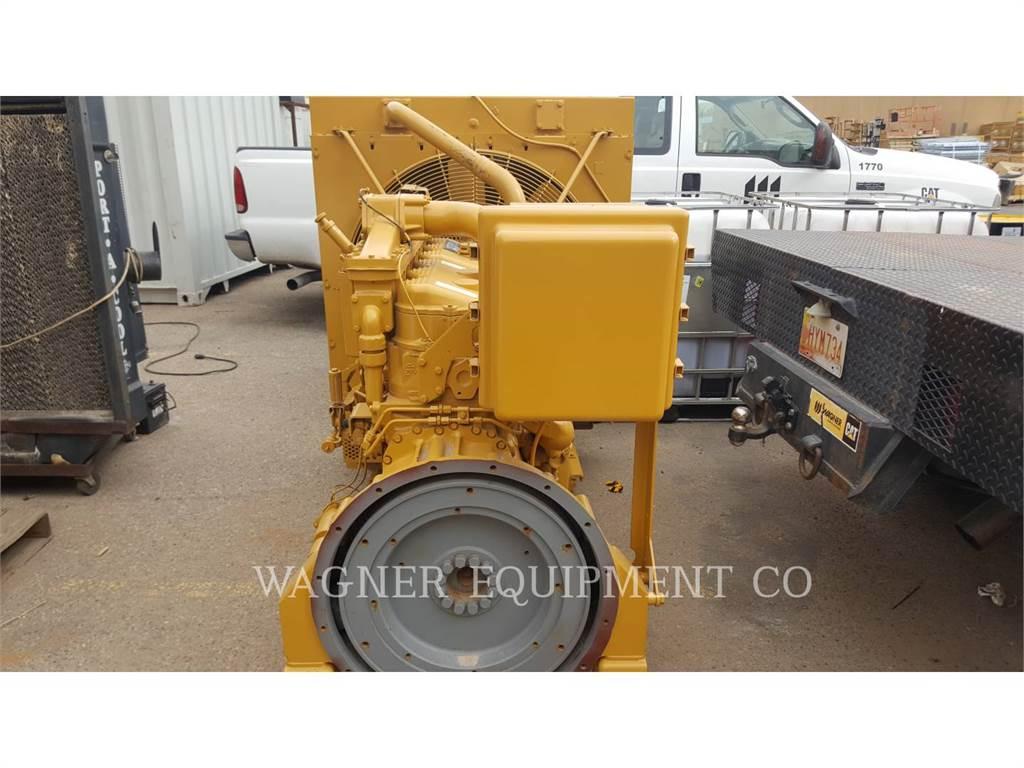 Caterpillar 3406C, Motores industriais, Equipamentos Construção