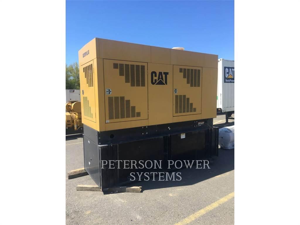 Caterpillar 3406C, Stationary Generator Sets, Construction