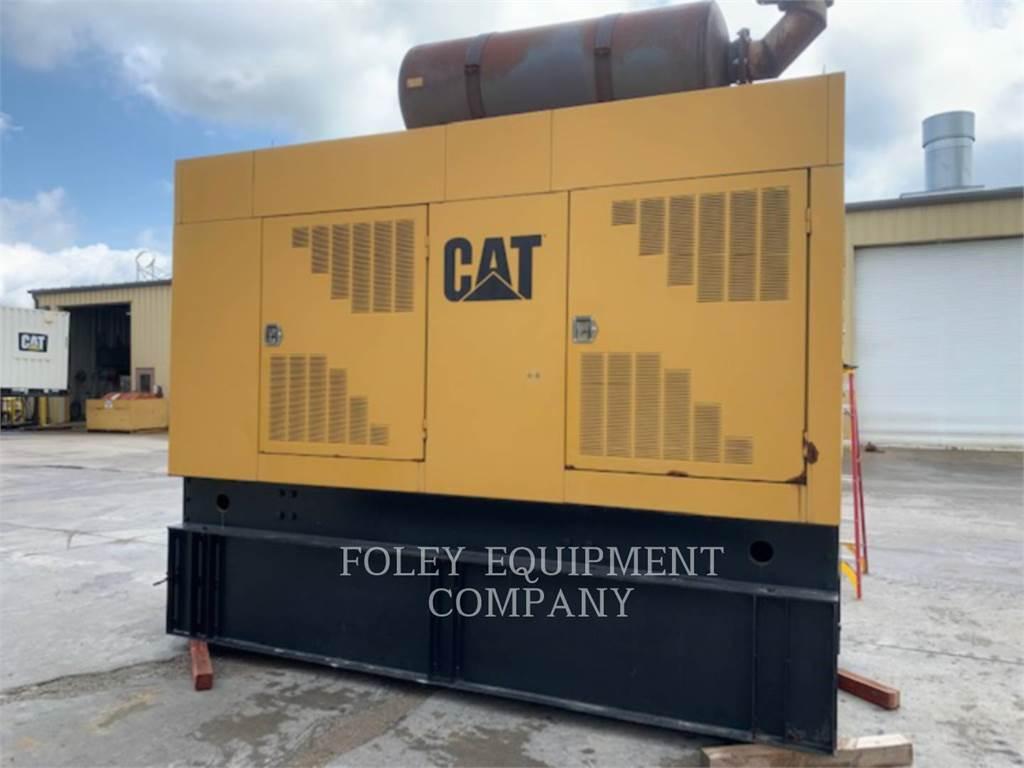 Caterpillar 3406CEP, Stationary Generator Sets, Construction
