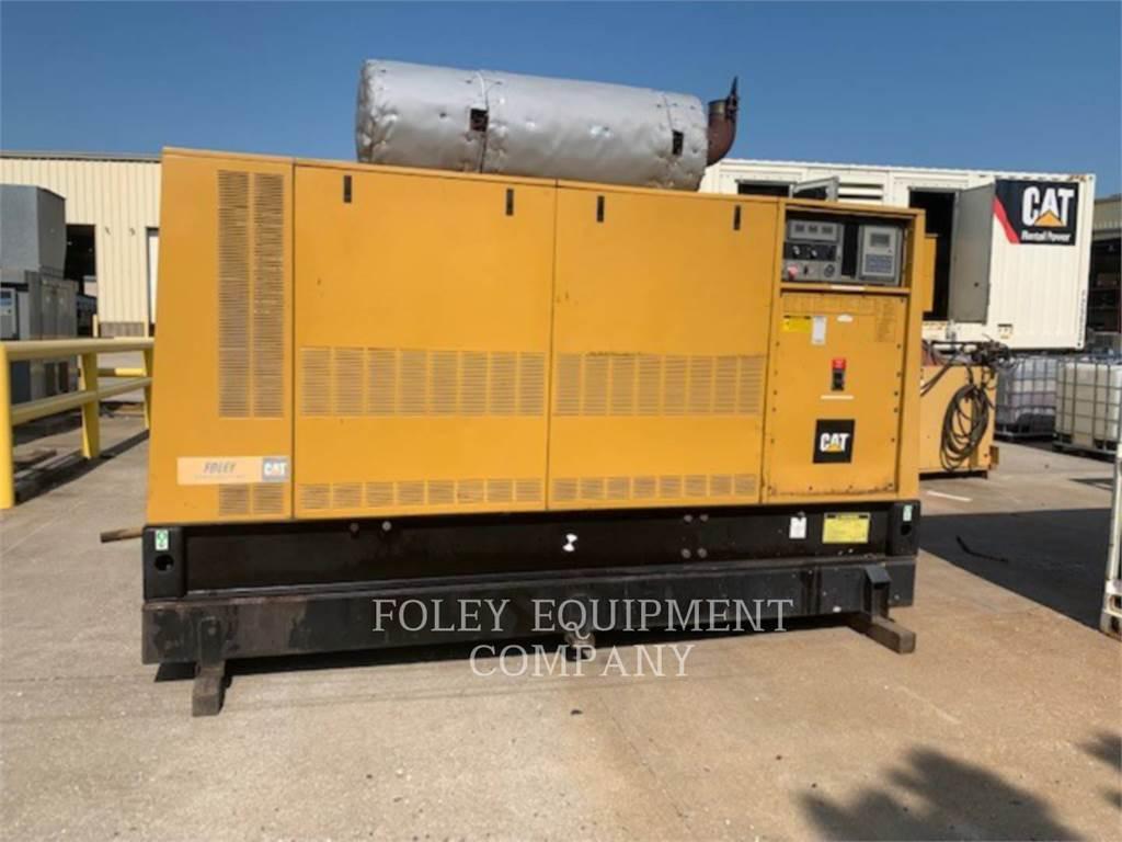 Caterpillar 3406EP, стационарные генераторные установки, Строительное