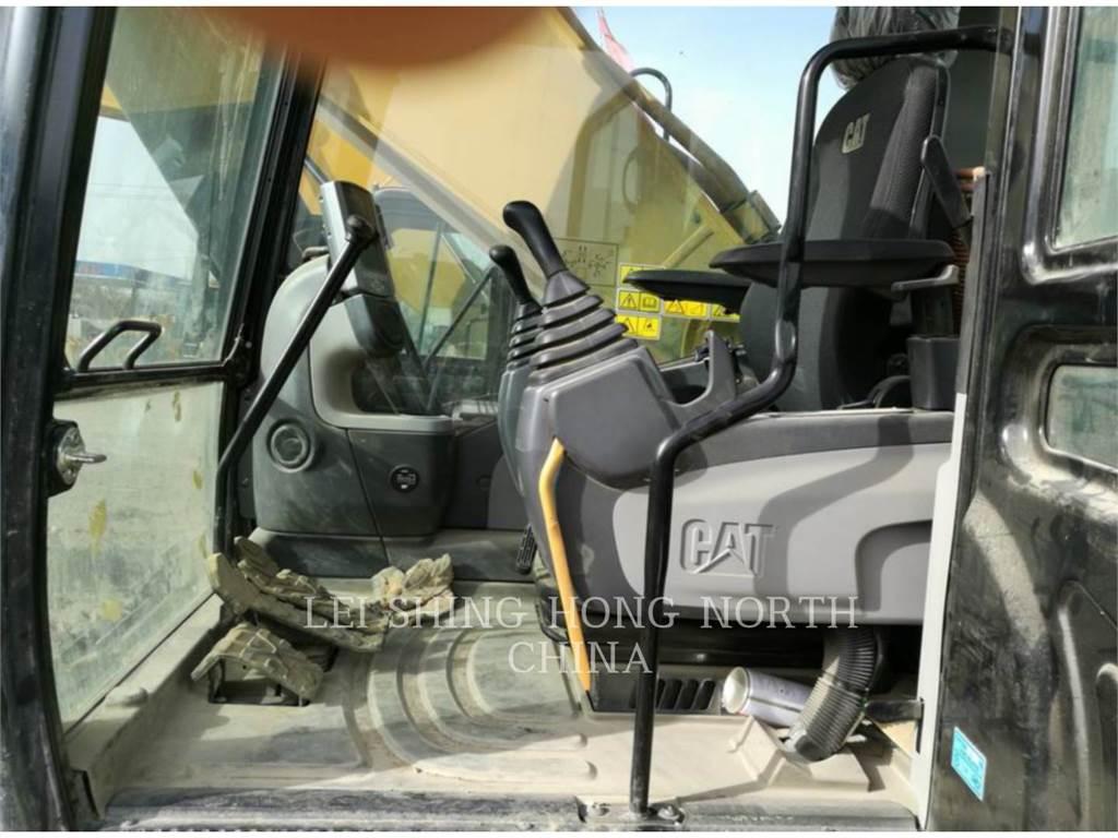 Caterpillar 340D2L, Excavadoras de cadenas, Construcción