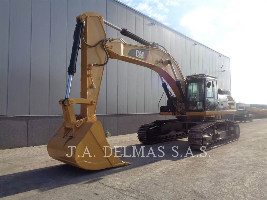 Caterpillar 340D2L, Crawler Excavators, Construction