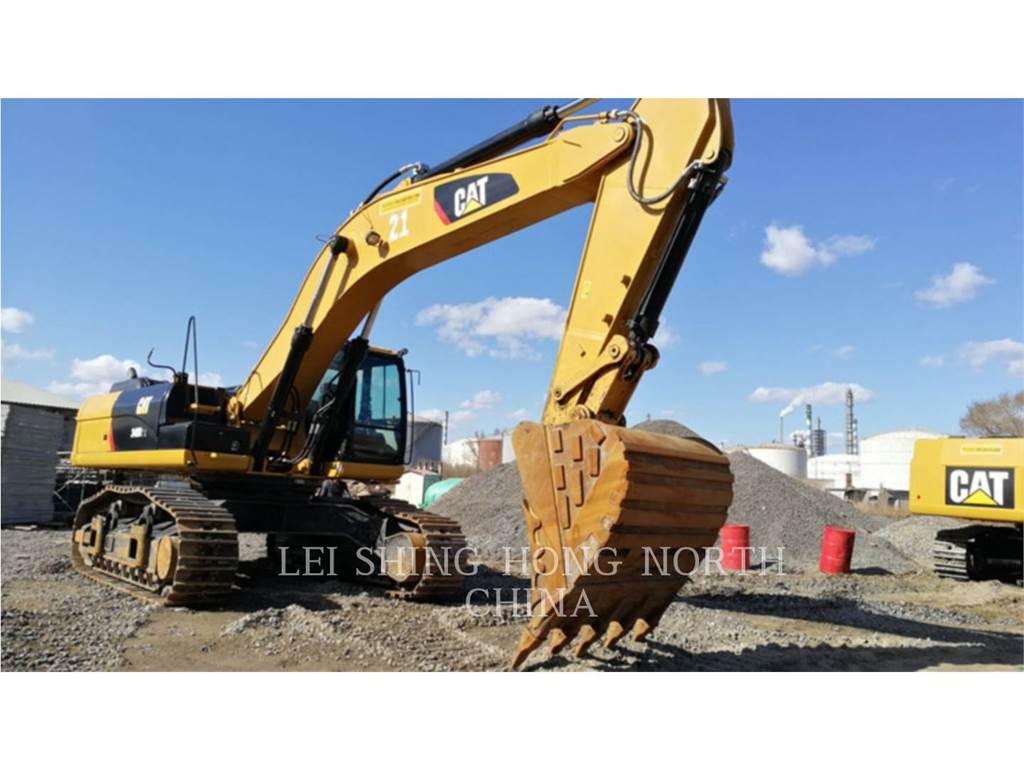 Caterpillar 340D2L, Crawler Excavators, Construction