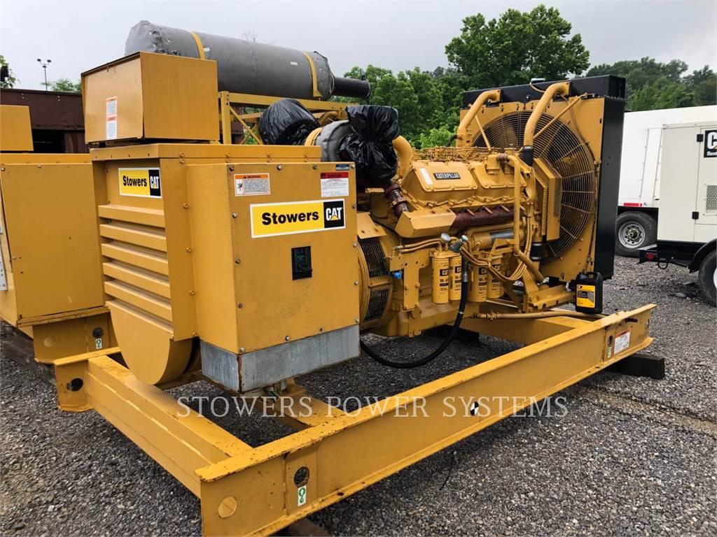 Caterpillar 3412, Seturi de Generatoare Diesel, Constructii