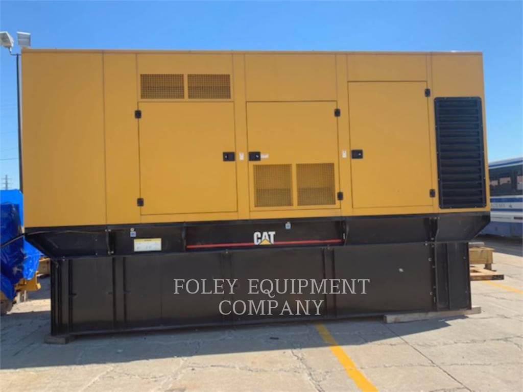 Caterpillar 3412CEP, Seturi de Generatoare Diesel, Constructii
