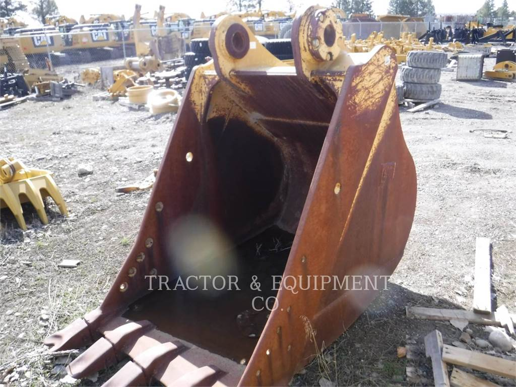 Caterpillar 345BKT48PO, bucket, Construction