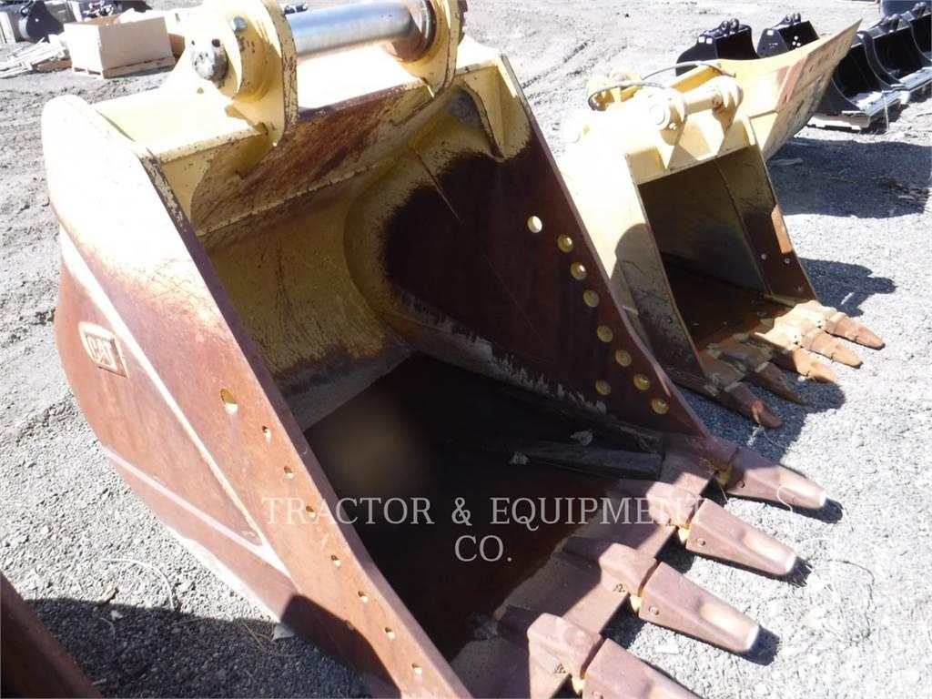 Caterpillar 345BKT54HD, godet, Équipement De Construction