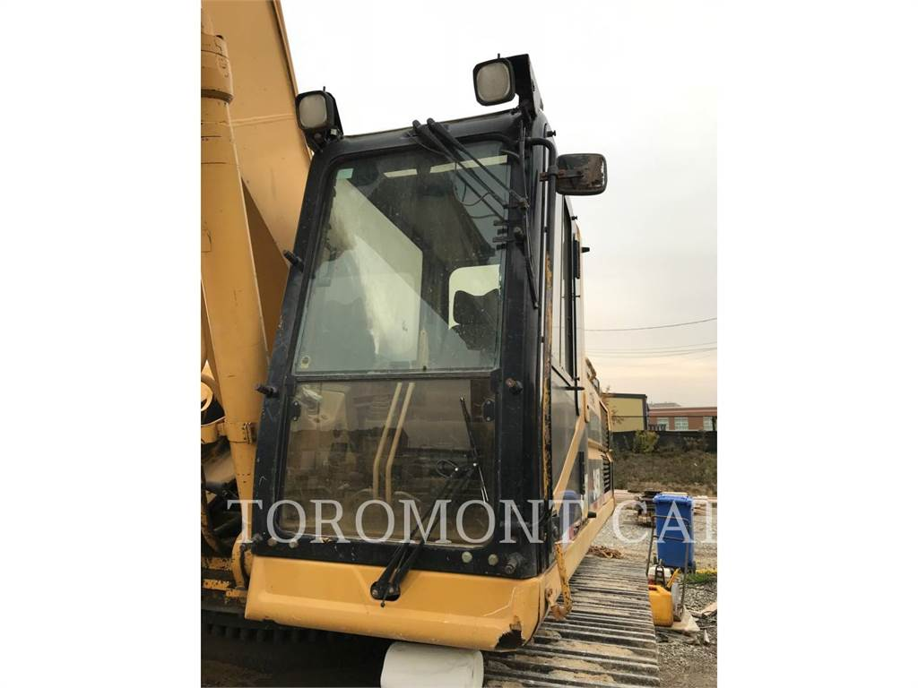 Caterpillar 345BL, Crawler Excavators, Construction