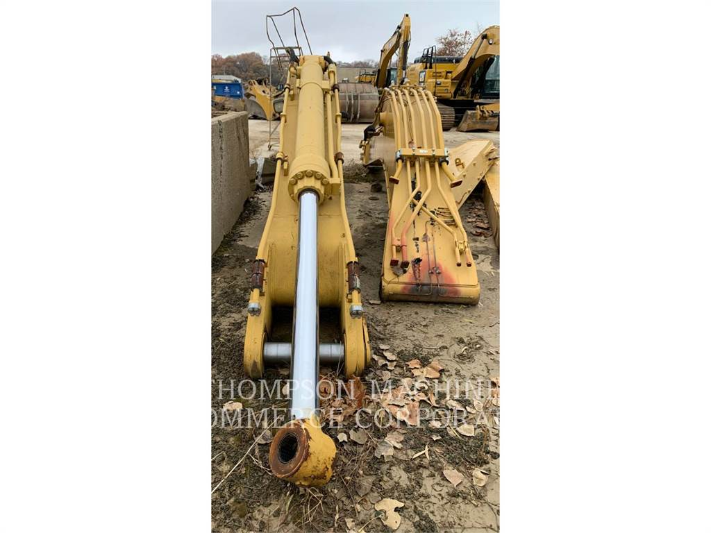 Caterpillar 345C BOOM, Articulated boom lifts, Construction