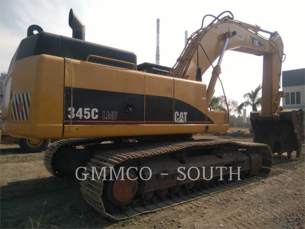 Caterpillar 345CL, Raupenbagger, Bau-Und Bergbauausrüstung