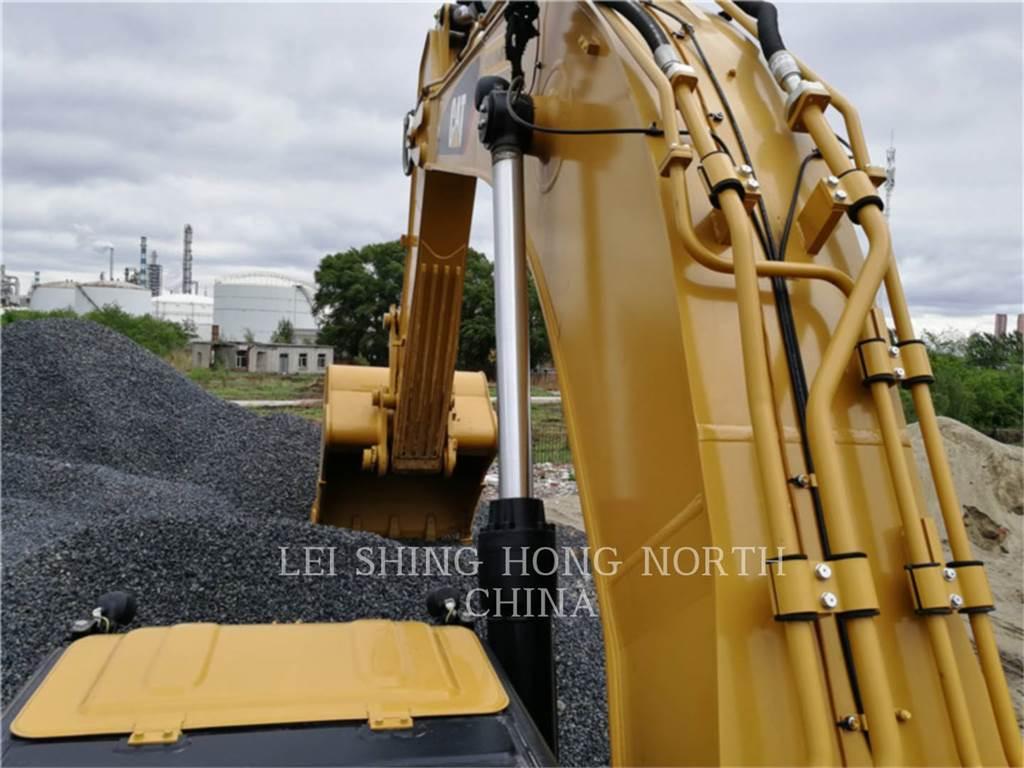 Caterpillar 349 D2 L, Crawler Excavators, Construction