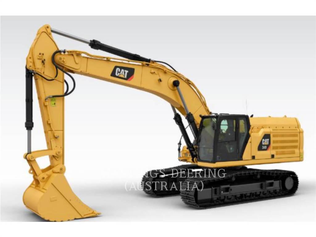 Caterpillar 349 NEXGEN, Crawler Excavators, Construction