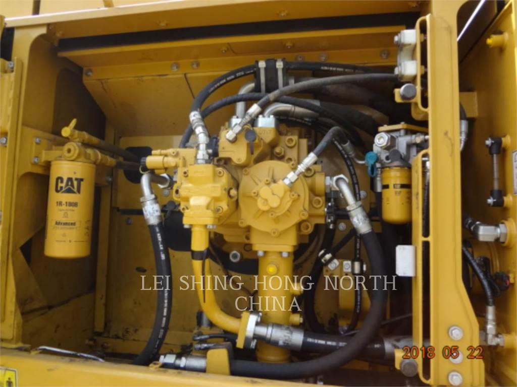 Caterpillar 349D2, Raupenbagger, Bau-Und Bergbauausrüstung