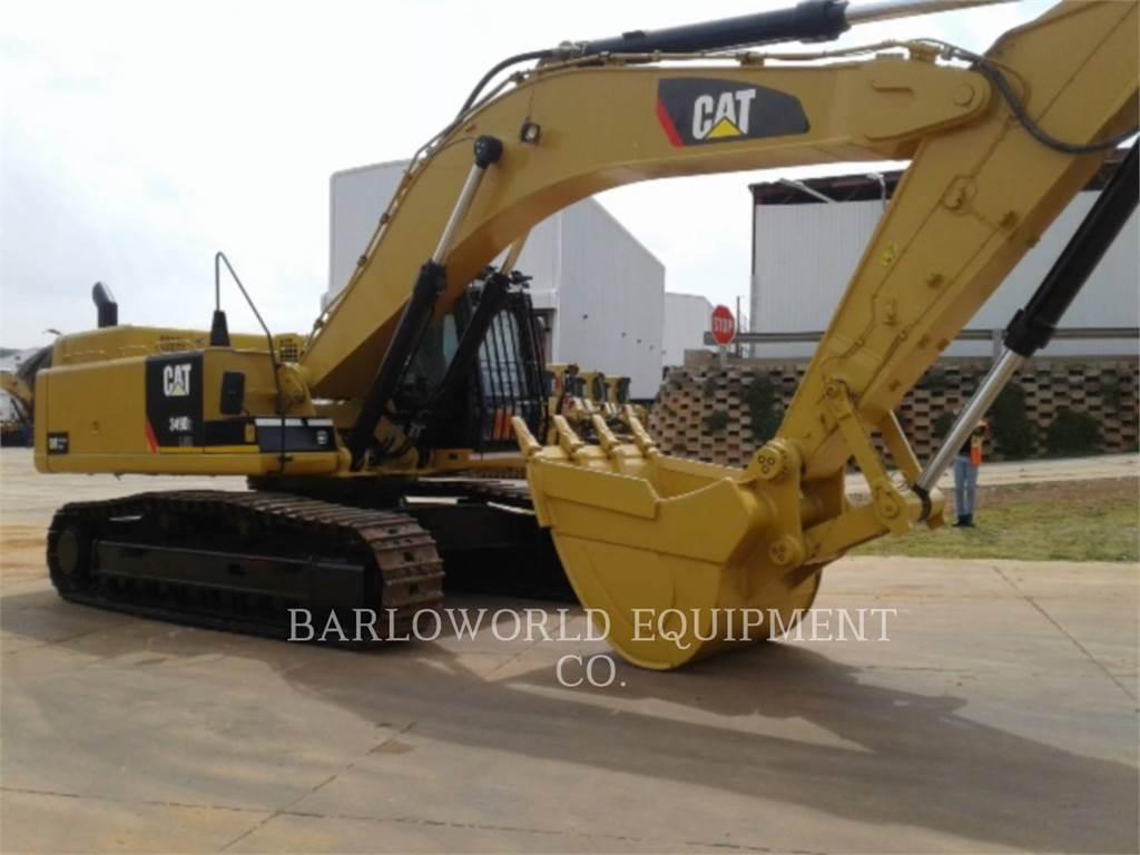 Caterpillar 349D2L, Pelle sur chenilles, Équipement De Construction