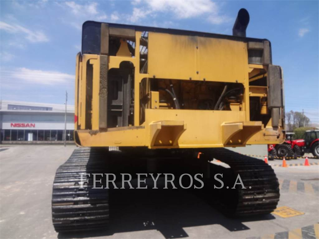 Caterpillar 349DL, Crawler Excavators, Construction
